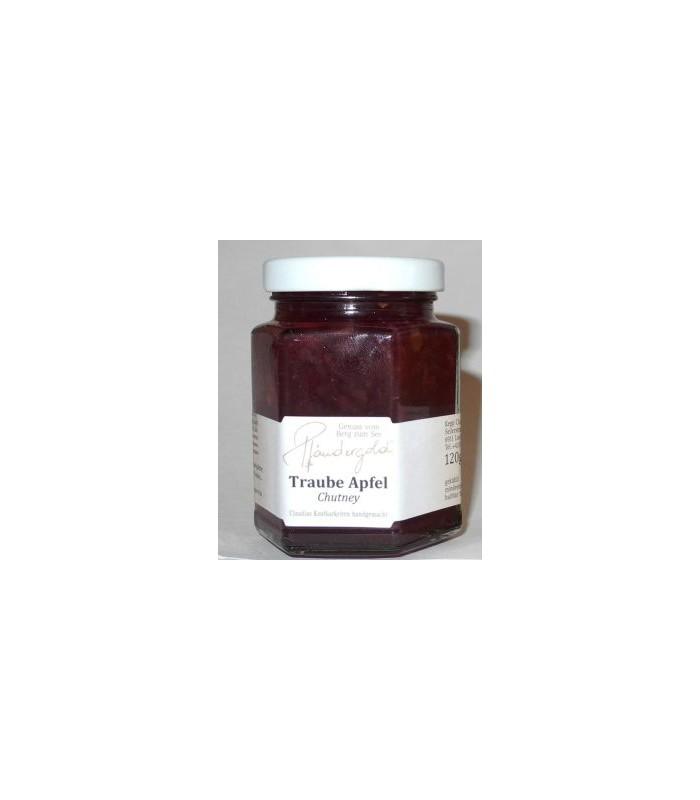 Trauben-Apfel Chutney